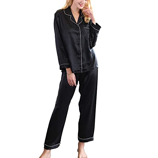 V1 Clothing CO Traje de Pijama, Conjunto de 2 Piezas de ...