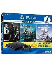 Sony PS4 Slim Console Bundle PlayStation 4
