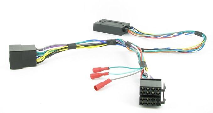 VAUXHALL Tigra Vectra Steering Stalk Control Adaptor CTSVX002 for Kenwood Stereo