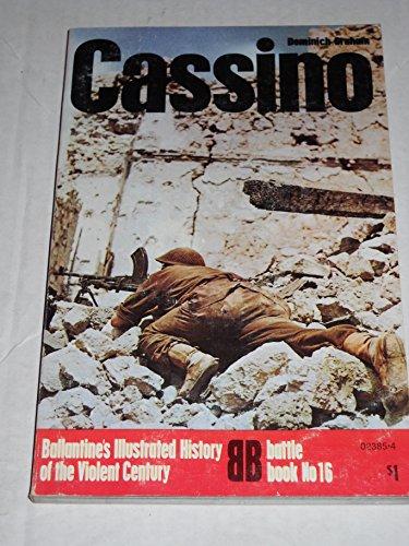 Cassino (Ballantine's illustrated history of the violent century. Battle book, no. 16)