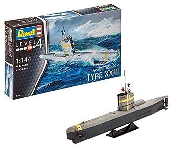 Revell- Maqueta Submarino alemán Type XXIII, Kit Modello ...
