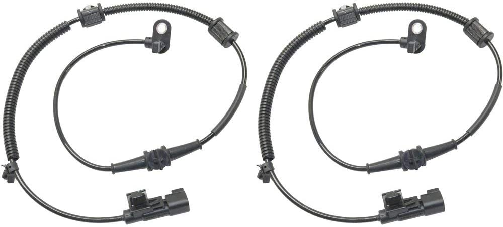 Speed Sensor Set of 2 for 2014 Chevrolet Cruze Front Left and Right Side