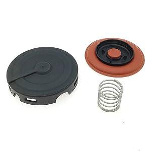 PCV Diaphragm Repair Kit with PCV Membrane for VW Beetle CC Eos Golf GTI Jetta Passat Rabbit Tiguan Audi A3 A4 A5 A6 Q3 Q5 Q7 RS3 S3 TT Replace 917-064