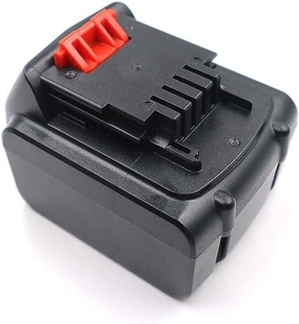 A14 A144EX POWERGIANT 14.4V 3000mAh NiMh Replacement Battery for Black /& Decker A14 A144EX A14F A1714 B-8316 BD1444L BPT1048 HPB14 Firestorm FS140BX FSB14 FS14PSK
