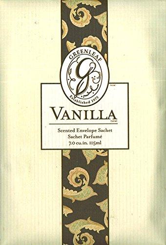 Greenleaf Grand parfumée Parfum Sachet 115ml - Vanilla