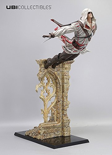 Ezio Leap of Faith (Assassin's Creed) Figure by uk import