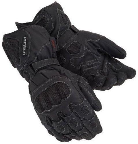 Cortech Scarab Winter Leather Motorcycle Glove Black XXX-Large XXXL 3X ()