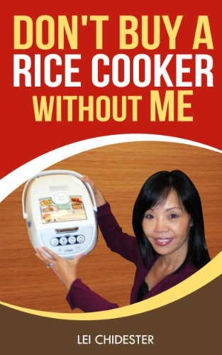 Don't Buy a Rice Cooker Without Me (Panasonic Food Steamer)