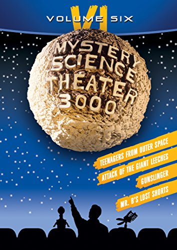 Top mystery science theater 3000 volume 6