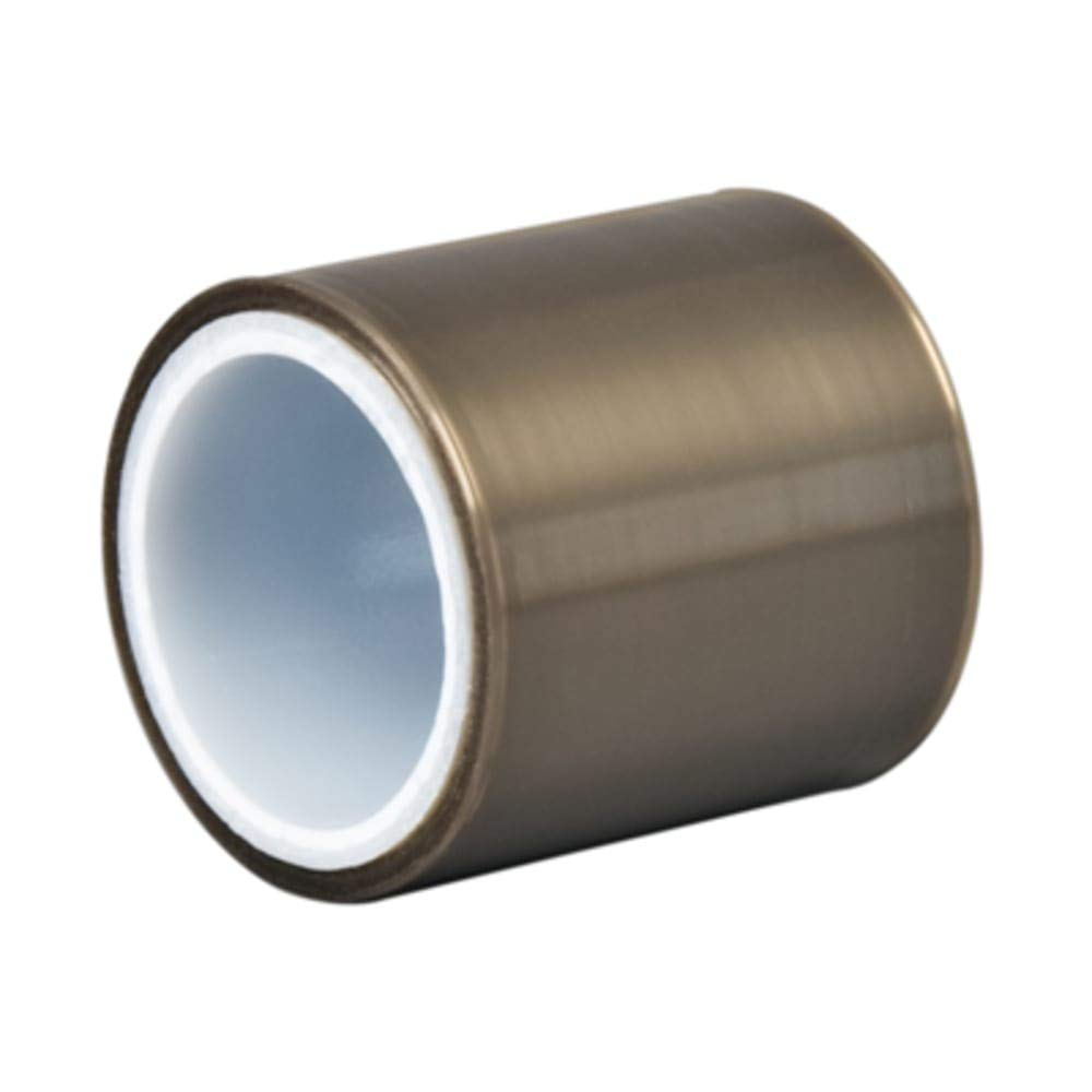 PTFE Skived Film; 3.5 mil; Silicone - 2in x 36yd Roll