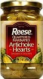 Reese Artichoke Hearts Marinated, 12 oz (cr)