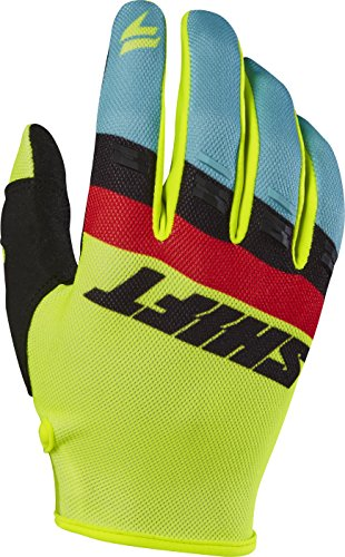 2017 Shift White Label Air Gloves-Flo Yellow-XL (Shift Glove)