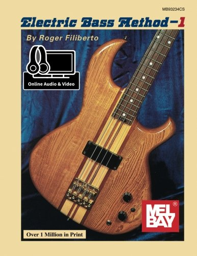 Electric Bass Method Volume 1 - Bass Mel Bay