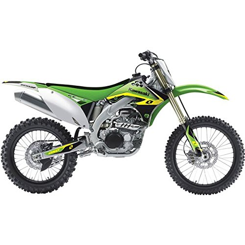 Delta Graphic Kit (One Industries Delta Graphic Kit - KAWI KX 450F 2012)
