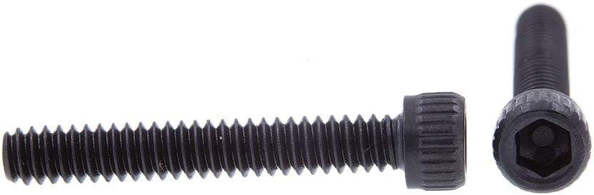 Hex 25-Pack #4-40 X 3//4 in Allen Prime-Line 9177020 Socket Head Cap Screws Black Oxide Coated Steel Drive