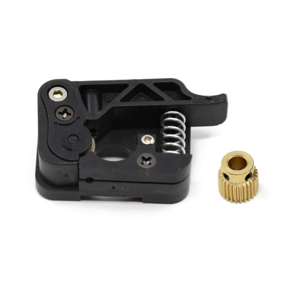 ReliaBot Plastic MK10 Extruder Right Hand Version with 26 Teeth Drive Gear for 3D Printer 1.75mm Filament