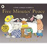 Five Minutes' Peace (Large Family) with audio cd