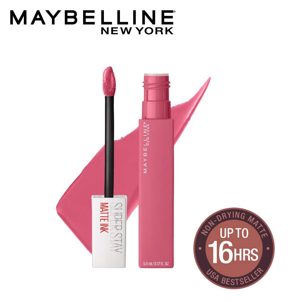 Maybelline-New-York-Super-Stay-Matte-Ink-Liquid-Lipstick thumbnail 101