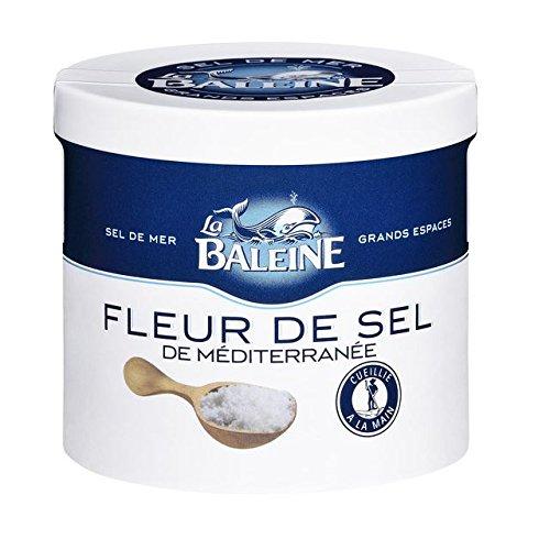 La Baleine Fleur De Sel - 125g