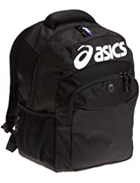 asics team backpack yellow