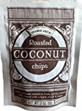 dry roasted coconut - Trader Joe's Roasted Coconut Chips Gluten Free 2 0z. Bag