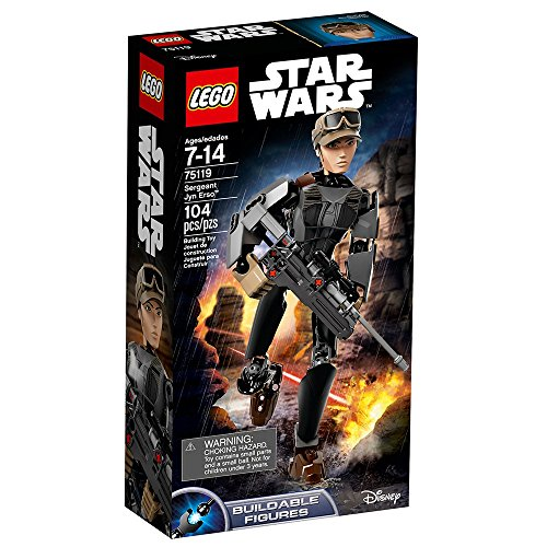 LEGO Star Wars Jyn Erso 75119 Star Wars Toy ()
