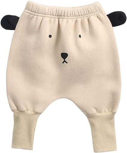 Sanlutoz Animal Algodón Harén Pantalones Bebé Linda Bebé Invierno ...