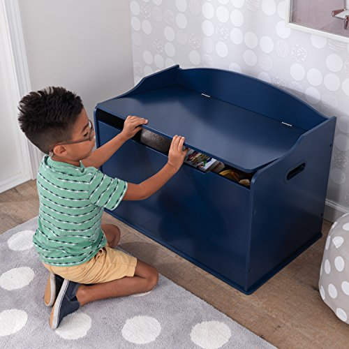 "51YxZDHk8hL - KidKraft 14959 Austin Toy Box, Blueberry, 30Lx18Wx21.25""H"