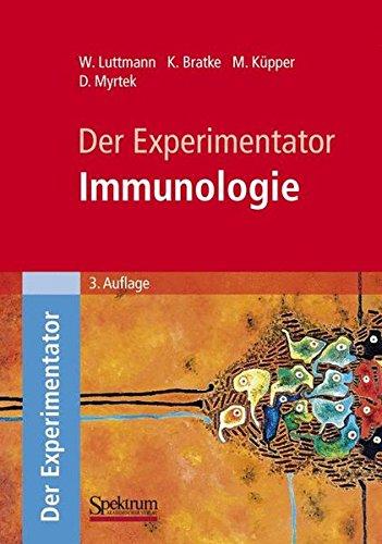 Der Experimentator Immunologie