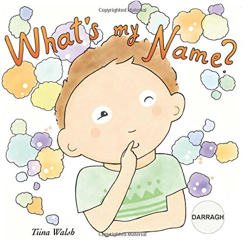 Download What's my name? DARRAGH ebook