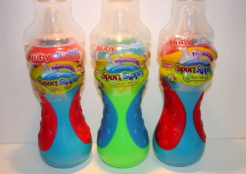 Nuby No Spill Sports Sipper