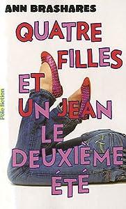 """Afficher """"Quatre filles et un jean n° 2 Le deuxième été"""""""