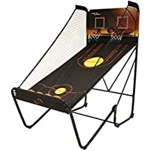 Sport Squad Jump Shot Pro Electronic Arcade-Style Indoor Basketball Game with Multi-Game Modes