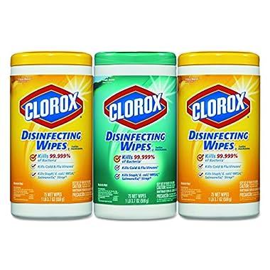 CLO30208PK - Clorox Disinfecting Wipes