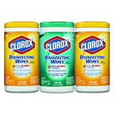 CLO30208PK - Clorox Disinfecting Wipes