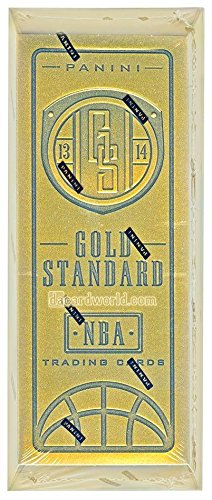 2013/14 Panini Gold Standard Basketball Hobby Box - Panini Certified - NBA Wax Packs by Sports Memorabilia