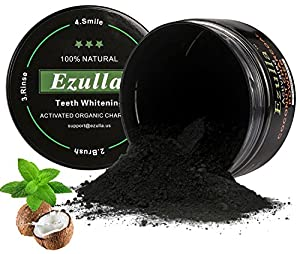 Do you know the best way to remove tooth stains?-Professional Activated Organic Charcoal Powder to solve the teeth whitening and related issues.100% Naturally Derived Whitening Ingredients:Activated Charcoal Powder is loaded with natural teeth whiten...