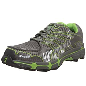 Inov-8 Women's Roclite 275 GTX Trail Running Shoe,Silver/Lime,5 Men's/6.5 Women's M US