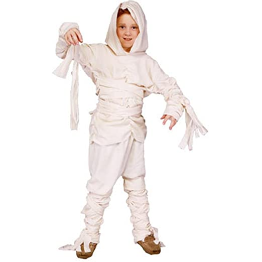 Amazon.com Kidu0027s Mummy Halloween Costume (Size Medium 8-10) Toys u0026 Games  sc 1 st  Amazon.com & Amazon.com: Kidu0027s Mummy Halloween Costume (Size: Medium 8-10): Toys ...