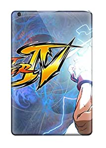 4467451K25504611 New JeremyRussellVargas Super Strong Street Fighter Tpu Case Cover For Ipad Mini 3