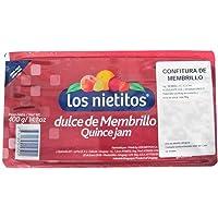 Los Nietitos - Dulce de membrillo - Kweeperenjam - een genot om aan tafel te brengen