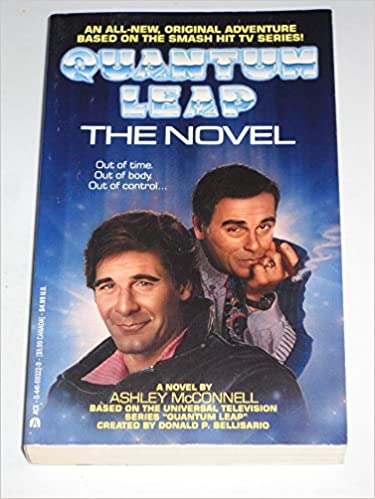 Quantum Leap: The Novel (Quantum Leap)