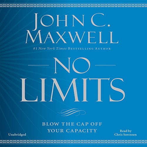 No Limits: Blow the CAP off Your Capacity Audiobook [Free Download by Trial] thumbnail