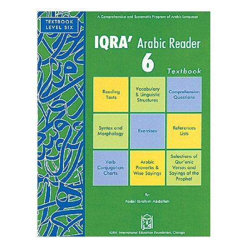 IQRA' Arabic Reader 6 Text