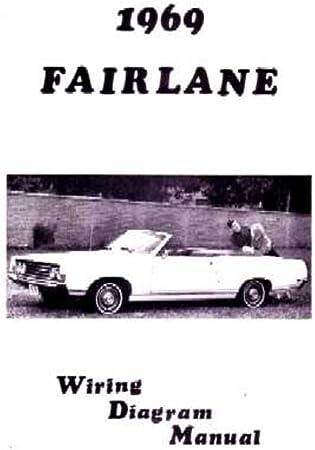 Amazon.com: bishko automotive literature 1969 Ford Fairlane & Torino  Electrical Wiring Diagrams Schematics Manual Book: Automotive | Ford Fairlane Torino Wiring Diagrams |  | Amazon.com