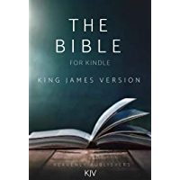 The Bible: King James Version for Kindle KJV (Annotated)