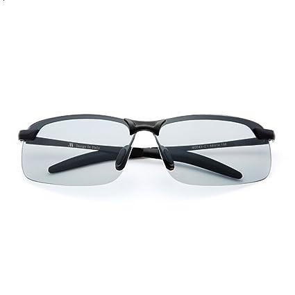6bc457cd68 KOMNY Color de Gafas, Gafas de Sol de los Hombres Masculinos de los  polarizadores,
