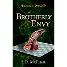 Brotherly Envy (Tales From the Treasures of Dodrazeb Book 1)