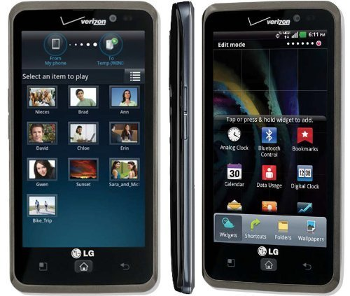Verizon LG Spectrum 4G LTE Android Touchscreen Smart Phone *NO CONTRACT*