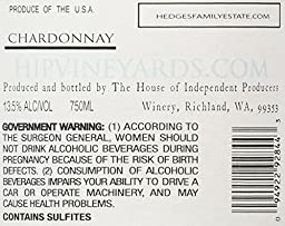 2013 House Of Independent Producers HIP Chardonnay 750 mL